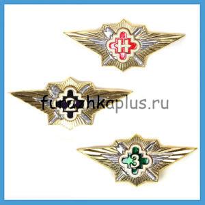 Значки Организации, службы, ведомства