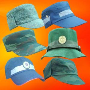 Кепи, шляпы, панамы