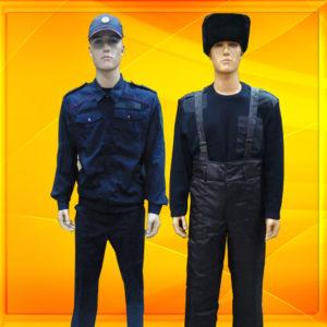 Одежда для сотрудников МВД