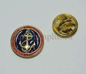 Значки металлические ВМФ
